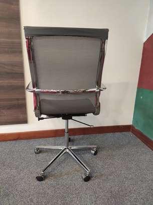 High Back Mesh Chair image 5