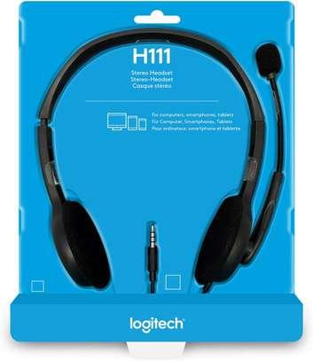 Logitech H111 Headset image 1