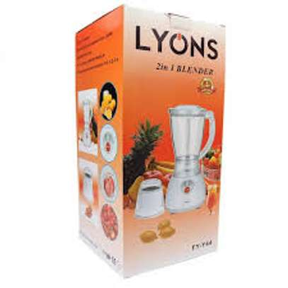 lyons 2 in 1 blender
