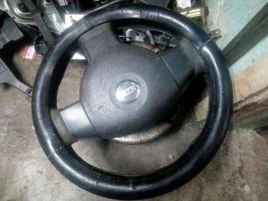 Steering wheel image 1