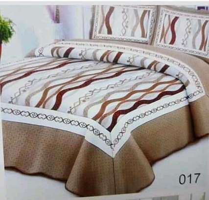 Executive Pure Cotton Turkish Bed Covers image 1