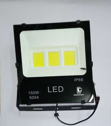 Solarmax 150W COB LED Solar Floodlight image 1