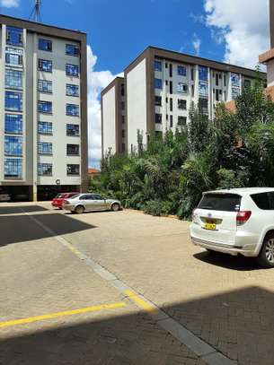 Furnished 4 bedroom apartment for rent in Langata Area image 2