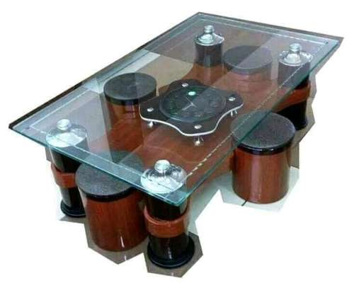 Modern Puff coffee tables image 1