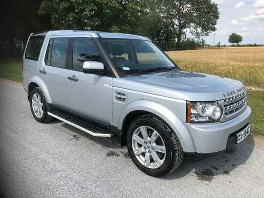 Land Rover Discovery IV image 6