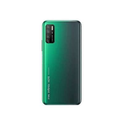 """Infinix NOTE 7 Lite-Android 10.0, 6.6"""", 4GB + 64GB,5000 MAh ,Jos,bf-Battery,forest Green image 3"""