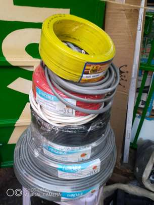 Electrical cables available all sizes image 2