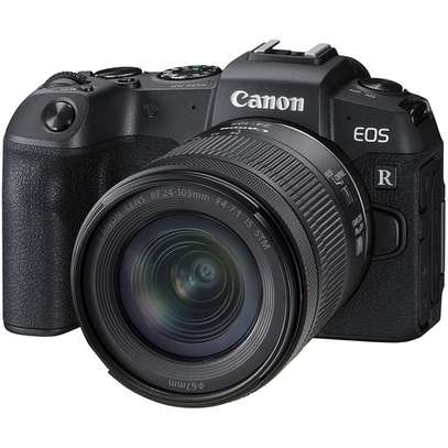 Canon EOS RP Mirrorless Full Frame Digital Camera with EF 24-105mm image 1