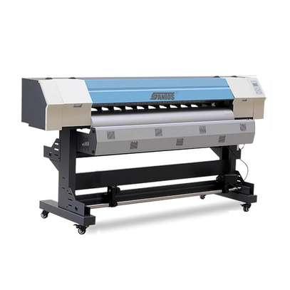 CYMK Printer XP 600 1.8m LARGE FORMAT PRINTING MACHINE image 1