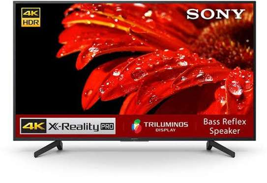 Sony 49 Inch 4K ANDROID SMART HDR 10+ TV 2020 MODEL image 1