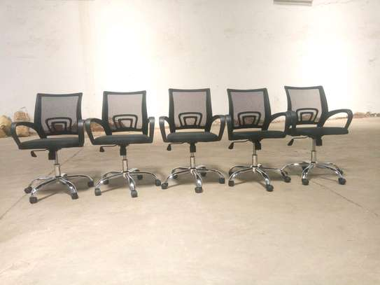Mesh office chair..... image 1