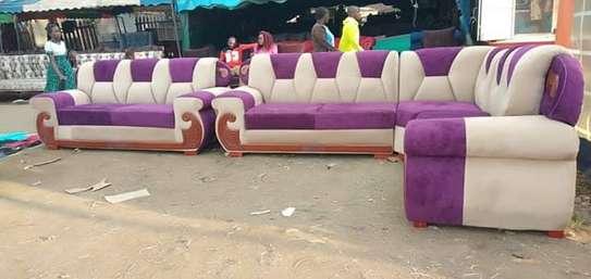 L- Shape Sofa plus 3 Seater