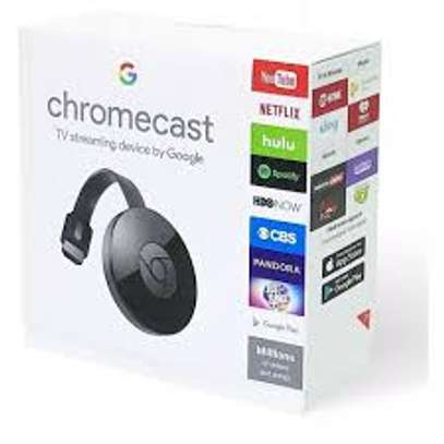 Google Chromecast 3rd Generation - Streaming Device