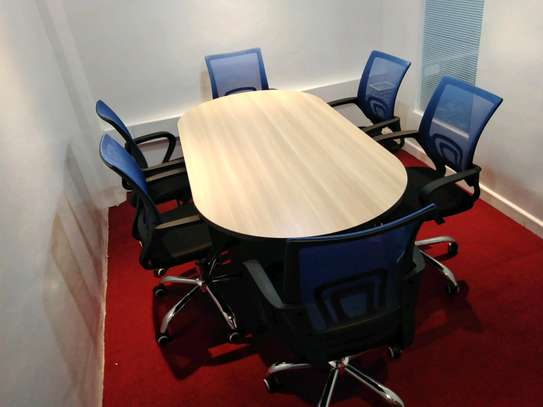 6seater boardroom table image 1
