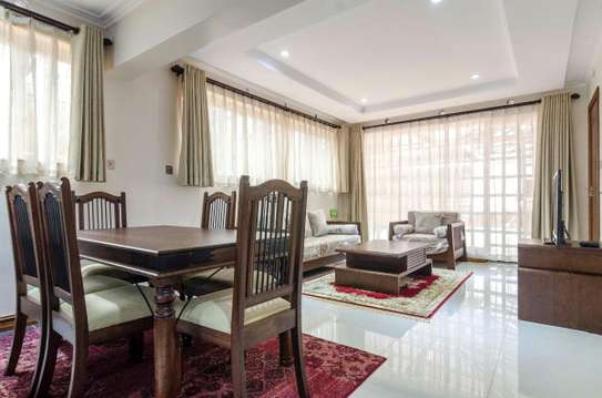Furnished 2 bedroom house for rent in Runda image 1