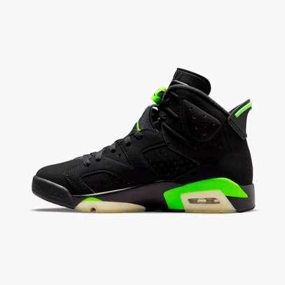 Original Nike Jordan Air Jordan 6 Retro Electric Green image 5