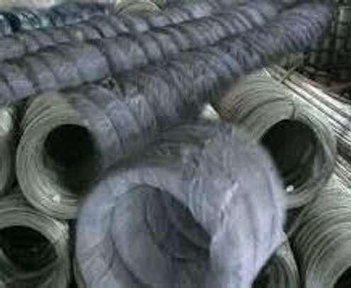 Black Binding wire image 3