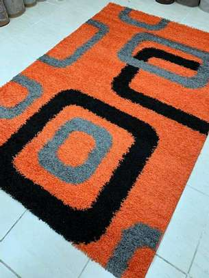Soft Shaggy carpets image 8