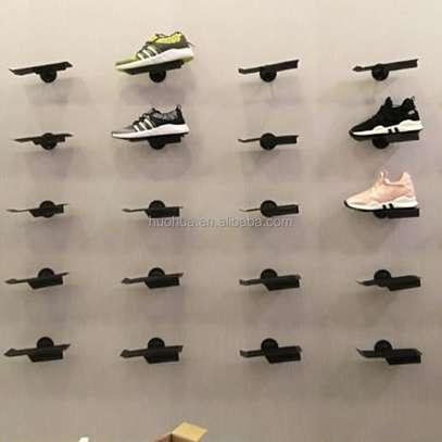 Metallic Shoe Organiser image 1