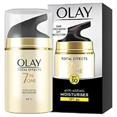 Olay Total Effects 7 In One Anti-Ageing Moisturiser Spf 30 50ml