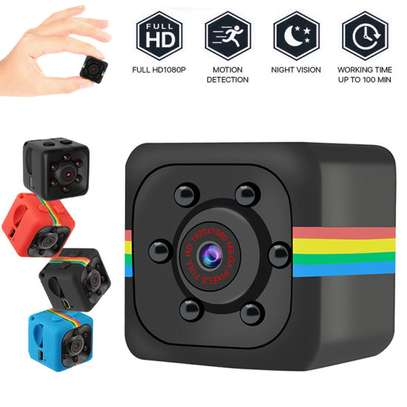 SQ11 Mini DV 1080P Full HD Camera Camcorder Voice Video Recorder With Night Vision And Motion Detection image 1