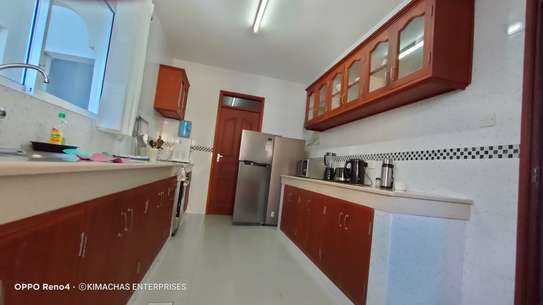 Furnished 2 bedroom apartment for rent in Mkomani image 7