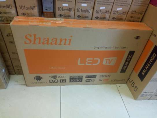 Offer on Shaani 40 inch digital TV at 21500