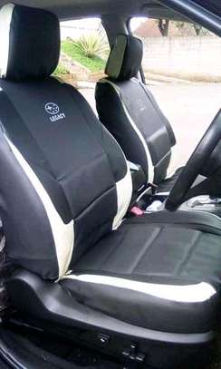 Comfy Car Seat Covers image 2