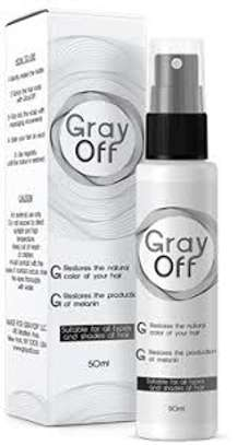 GrayOFF Hair Spray (PREMIUM)