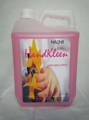 Hand-wash lotion with moisturizing effects-5 litres image 1