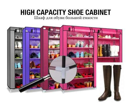 elegant shoe rank image 14