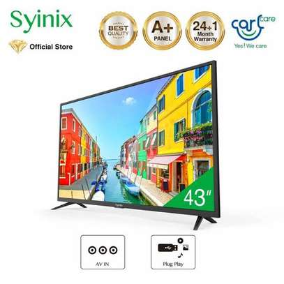 43 Synix smart android digital FHD TV with 25 months warranty image 1