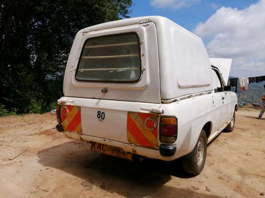 Datsun 1200 pick well mantained image 14