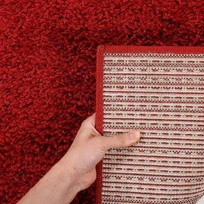 Shaggy Carpets (Plain Color) image 5