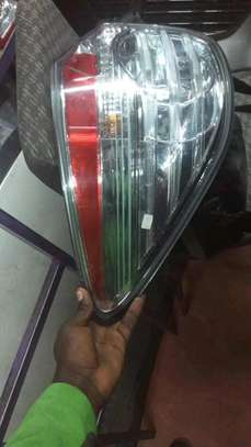 Headlights and Side Mirrors