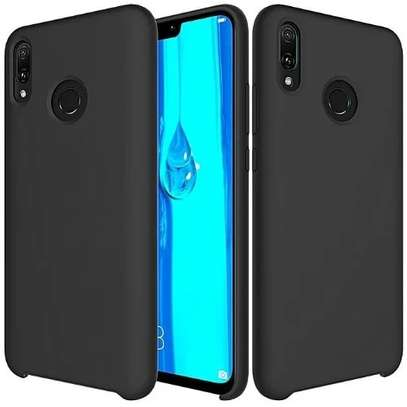 Silicone Cover High Quality  with Soft-Touch Back Protective Case for Huawei Y9 2019/Y9 Prime 2019 image 2