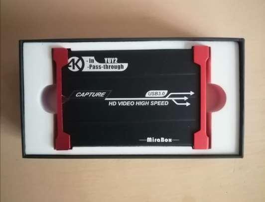 MiraBox Capture Card,USB 3.0 HDMI Game Capture Card Device image 1