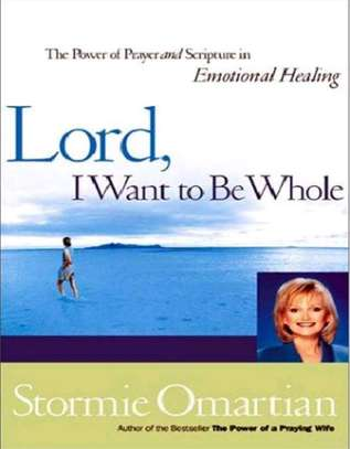 Lord, I want to be whole image 1