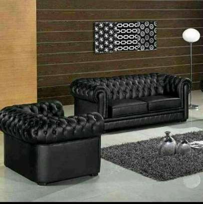 Chesterfield 5 seaters sofa set