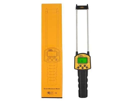 Grain Moisture Meter Corn Wheat Rice Bean Rapeseed Moisture Tester Digital image 4