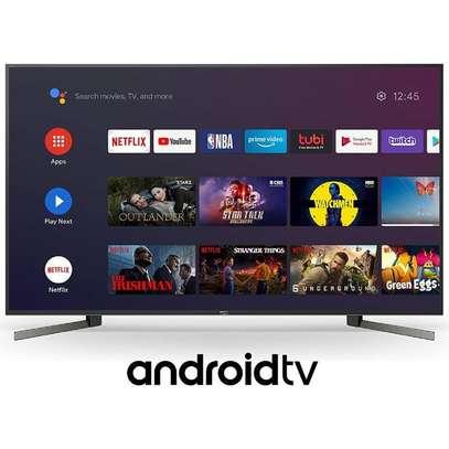 Vision 65'' Smart ULED 4K Frameless Android TV - NETFLIX VP-8865KE image 1