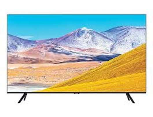 Samsung 55 Inch Crystal Uhd Tv Tu8000 image 1