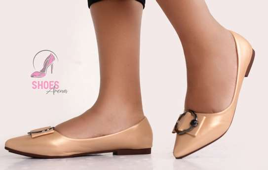 Classy Flat shoes image 10