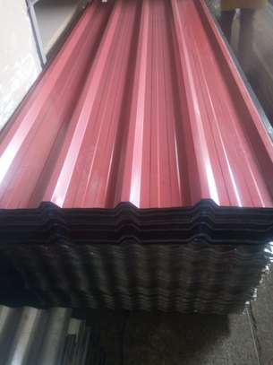 2.5 mtrs Box Profile Roofing Sheet image 5