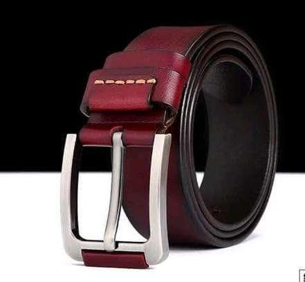 Maroon belts image 1