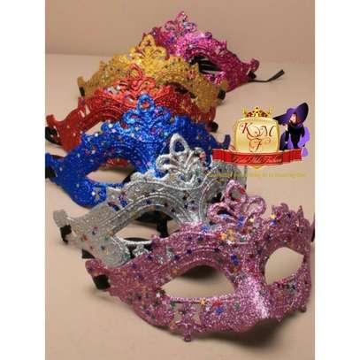 Posh Masquerade Masks image 7