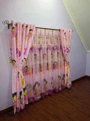 CARTOON PRINTS CURTAINS