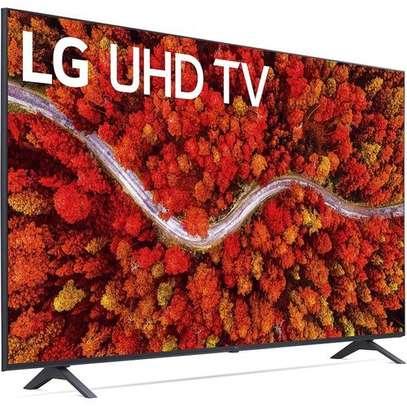 LG 50 Inch Smart UHD 4K TV HDR Quadcore Processor - 50UN7340-NEW image 1