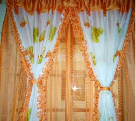 Home Kitchen curtains image 11