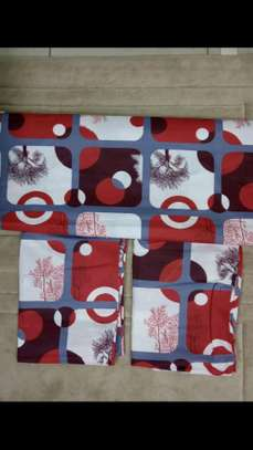 Cotton bedsheets Extra King size 7*8 image 1